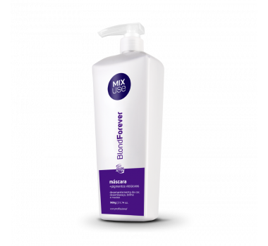 MIX-USE PROFISSIONAL BLOND FOREVER MÁSCARA 900GR