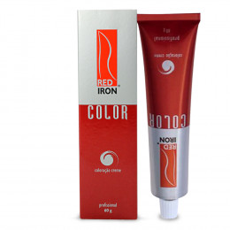 RED IRON PROFESSIONAL COLOR 60GR - 4.7-CASTANHO MARROM