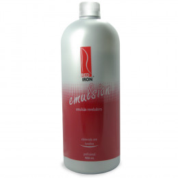 RED IRON PROFESSIONAL EMULSÃO REVELADORA 900ML