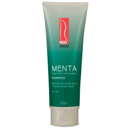 RED IRON PROFESSIONAL MENTA SHAMPOO 250ML